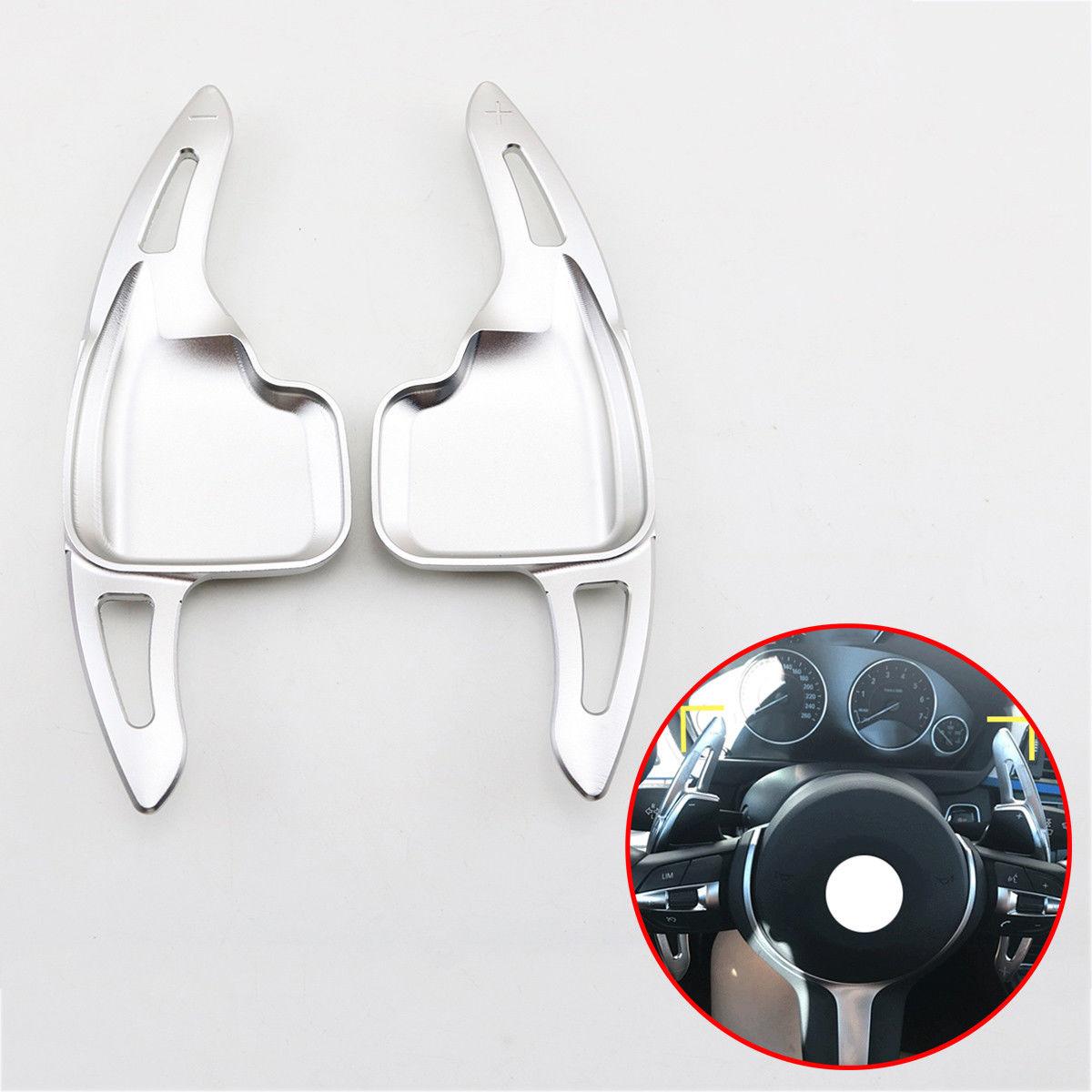 Volant Décalage Paddle manette de vitesse Extension Fit Pour BMW X1 X3 X4 X5 X6 1 2 3 4 5 6 série F20 F21 F30 F31 F10 F11 F07 F25 F15
