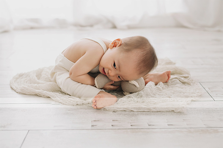 swaddling bebê fotografia shoot pano de fundo photo studio