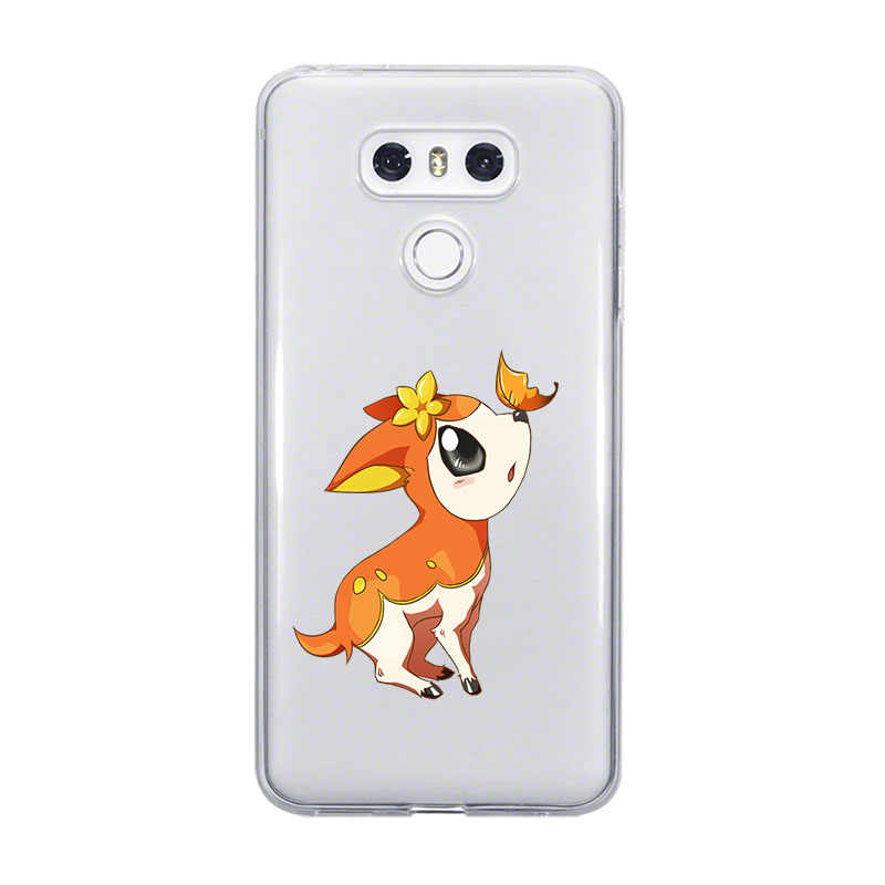 Ciciber Cassa Del Telefono Per LG G6 G7 G5 G4 V20 V30 V35 V40 THINQ Morbido Per LG K8 K7 K10 k4 K9 K11 2017 2018 Più Coque Maiale Animale Gatto