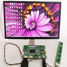 10.1 polegada display lcd kit módulo de toque capacitivo 2560x1600 hdmi-compatível módulo lcd carro raspberry pi 3 jogo xbox ps4 monitor