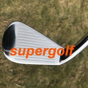 Image 4 - ¡Novedad de 2020! Hierros de golf de alta calidad T200, juego forjado (48 7 8 9 4 5 6 P) con eje de acero dinámico dorado S300, 8 Uds.