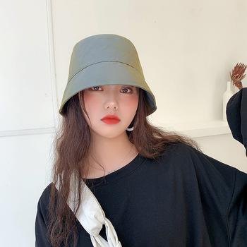 Letni kapelusz typu bucket Panama dla mężczyzn kobiety wiosna kapelusz wędkarski kapelusz dorywczo bawełna Bob Hip Hop Gorros odkryty wędkarski kapelusz rybaka tanie i dobre opinie AIMAISEN COTTON Dla dorosłych WOMEN Mieszkanie Stałe Wiadro kapelusze Na co dzień