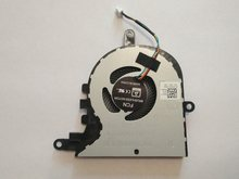 Novo Ventilador de Refrigeração da Cpu Para Dell Inspiron 15 5570 5575 15-5570 15-5575 I5575 P75F 0FX0M0 DC28000K9F0