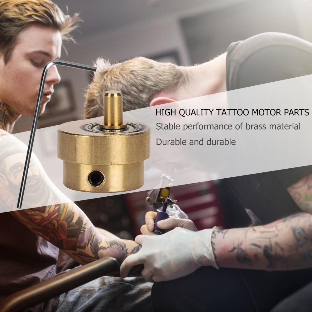 Bearing Eccentric Wheel Tattoo Accessories Tattoo Machine Parts with Screws Exquisite Workmanship Tattoo Kit