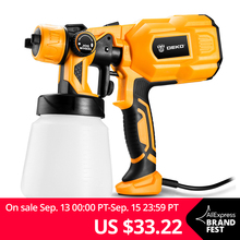 DEKO Spray-Gun Paint-Sprayer Clean Perfect Electric High-Power Home 220V 550W And