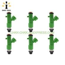 CHKK-CHKK Car Accessory 16600-JK20A fuel injector for INFINITI EX35 2008~2012 FX35 2009~2012 G35 2007~2008 M35 2009~2010 3.5L цена