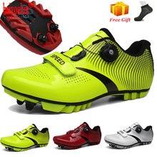 2020mtb обувь для велоспорта цветная отражающая меняющая цвет