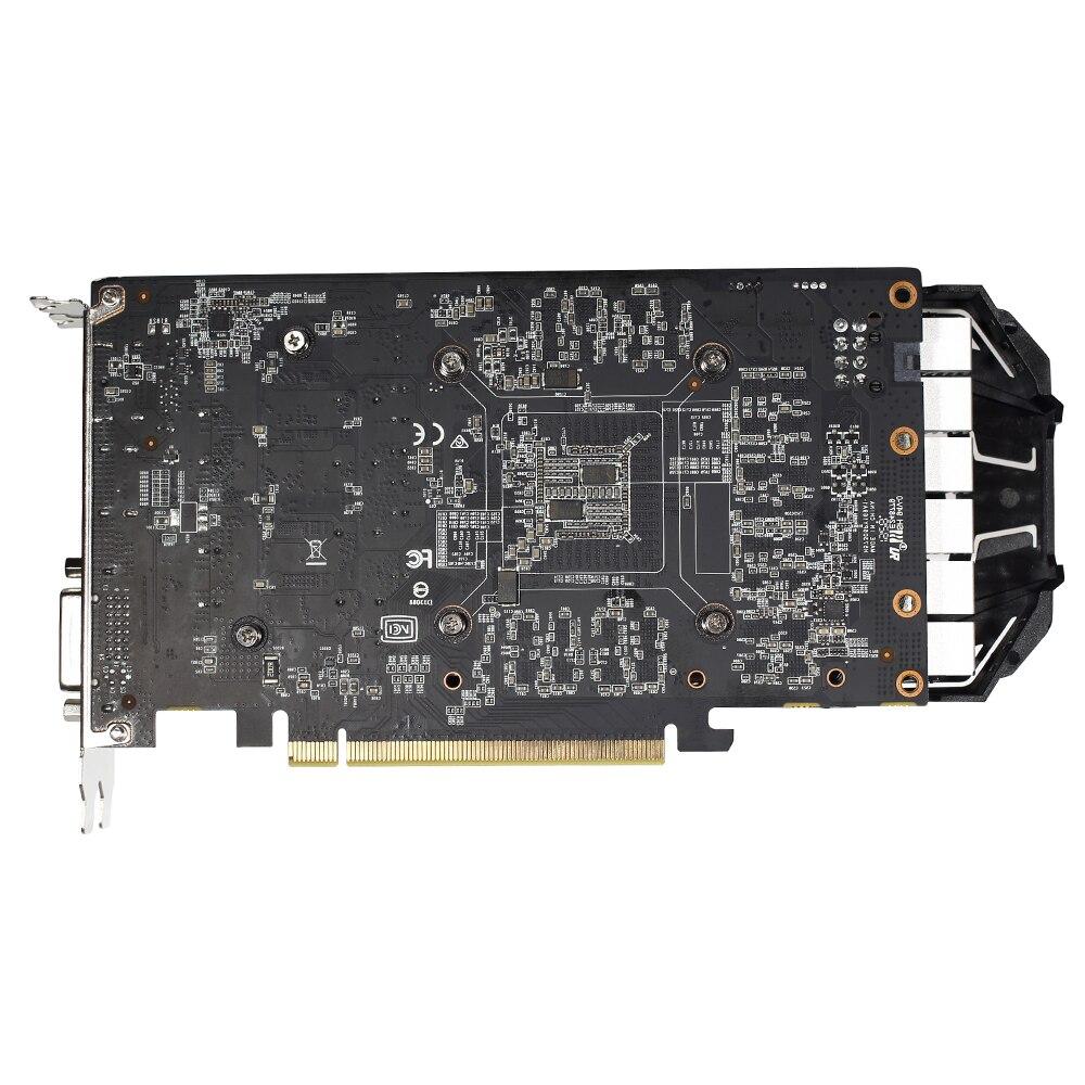 Видеокарта VEINEDA GTX 1060 с PCI-E 3.0, графическая карта 3 Гб, 192 бит, с GDDR5 и ГПУ, PCI-E 3.0 для игр серии NVIDIA GeForce, лучше, чем GTX 1050Ti-5