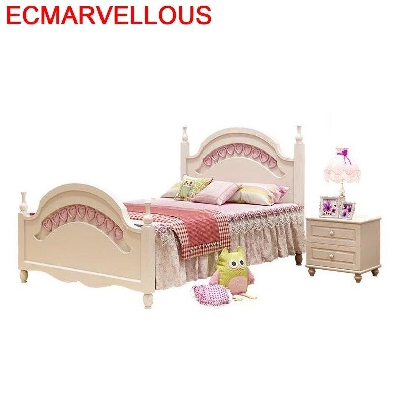 Baby Nest Kinderbedden Litera Yatak Mebles Lit Enfant Wood Muebles De Dormitorio Cama Infantil Bedroom Furniture Kids Bed