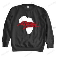 Ciepła bluza męska jesień marka hoody Moto motocykle Hon afryka Twin 1000 Logo moda męska bawełniane bluzy dla chłopców tanie tanio Jesień I Zima Na co dzień CASUAL CN (pochodzenie) Pełne COTTON POLIESTER Drukuj REGULAR Z okrągłym kołnierzykiem shubuzhi