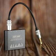 SD03 HiFi الصوت مضخم ضوت سماعات الأذن المهنية المحمولة صغيرة 3.5 مللي متر 2.0 قناة مضخم ضوت سماعات الأذن s للصوت الهواتف المحمولة