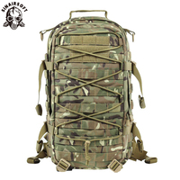 Outdoor Military Rucksacks 1000D Nylon 30L Waterproof Tactical Backpack Sports Camping Hiking Trekking Bag Fishing Hunting Bags