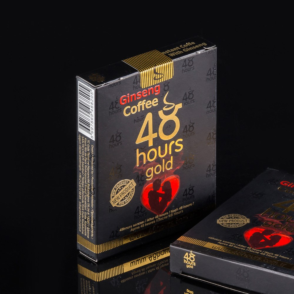 Aphrodisiac Coffee Ginseng Epimedium Herbal Performance Redound To Sex Toys Plant Roots Retardants 48 Hour Gold