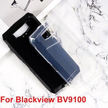 Перейти на Алиэкспресс и купить Для Blackview BV5900 5,7 дюймЧехол Ультра-тонкий мягкий силиконовый чехол для задней панели чехол для Blackview Bv5900 гелевый Чехол для телефона из ТПУ