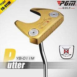 PGM Golfclubs 2019 Nieuwste CNC Integratie Roestvrijstalen As Golf Trainingsapparatuur Unisex Putter Club Rijden Irons