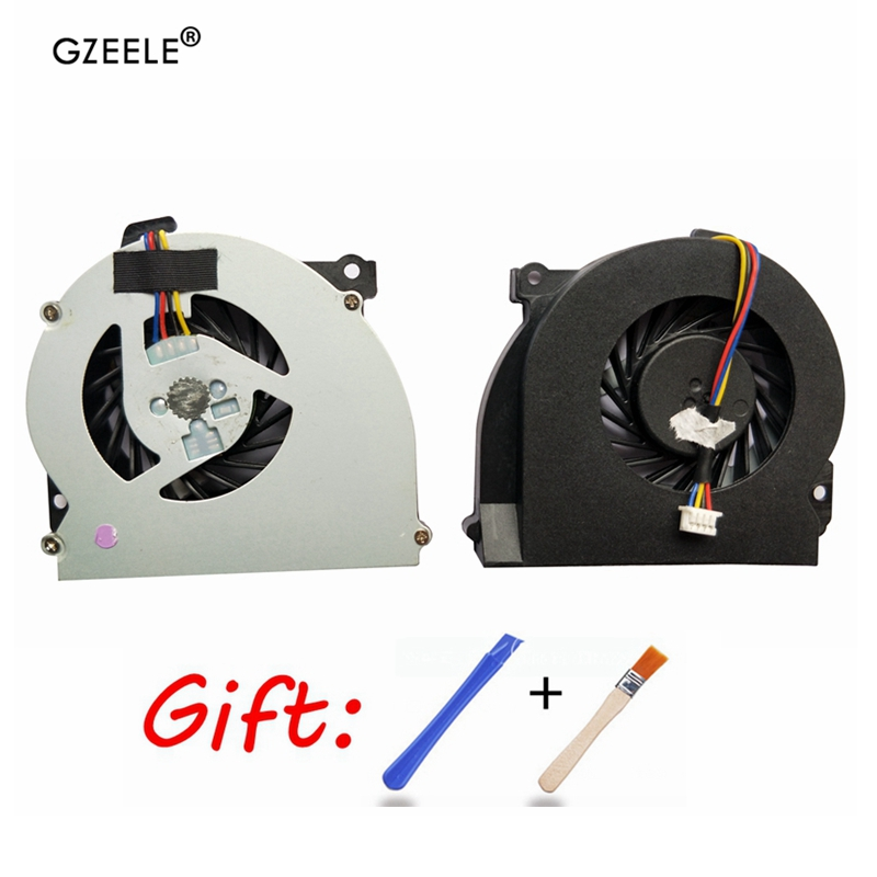 New CPU Cooling <font><b>Fan</b></font> For <font><b>HP</b></font> EliteBook 2560 2560P 2570 <font><b>2570p</b></font> Series Laptop Notebook Cooler <font><b>FAN</b></font> Laptops COOLING 651378-001 image
