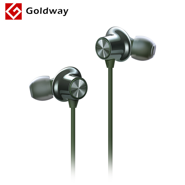 OnePlus Bullets Wireless 2 Bluetooth AptX Hybrid In Ear Earphone Magnetic Control Mic Fast Charge For Oneplus 8 Oneplus 7T Pro