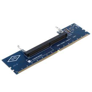 Image 2 - Profissional portátil ddr4 SO DIMM para desktop dimm memória ram conector adaptador de desktop cartão de memória usb conversor adaptador