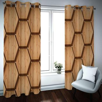 3D Curtain Blackout grid Photo Curtains For Living Room Bedroom Modern fashion Home KTV Hotel Office Kids Curtains