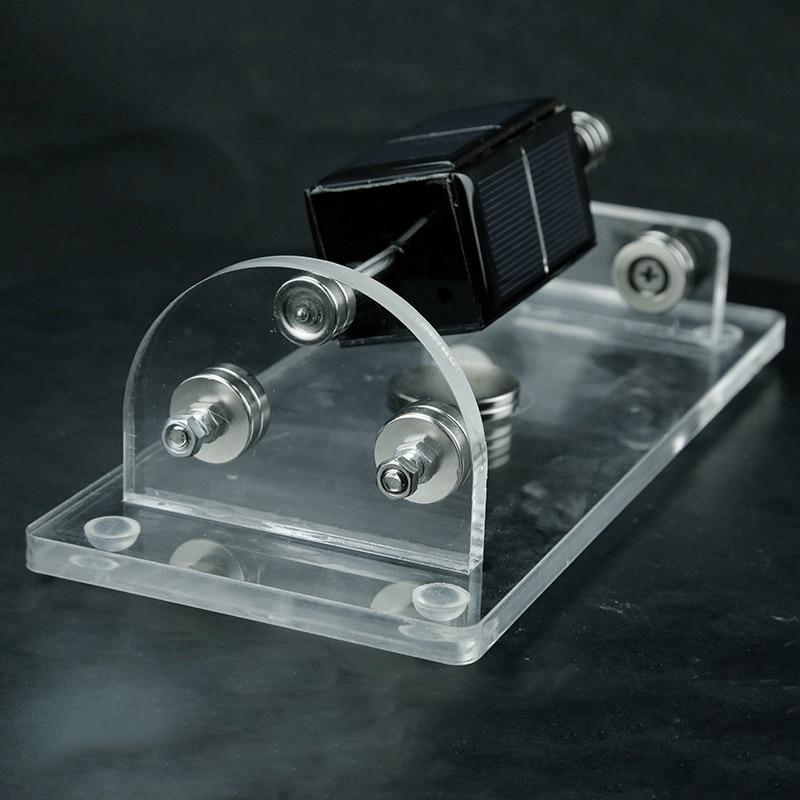 Suspensão magnética brinquedos motores solares motores mendocino