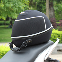 Bag Motorcycle-Helmet Pro-Biker Suitcases Back-Luggage-Tool-Bag Trunk Rear Equipment-Bag