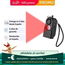 2 Pcs 보안 Alarm 여행 적외선 PIR Motion Sensor Detector 캠핑 보호 Self 방어 여행 Anti 테 프트 Personal Alarm