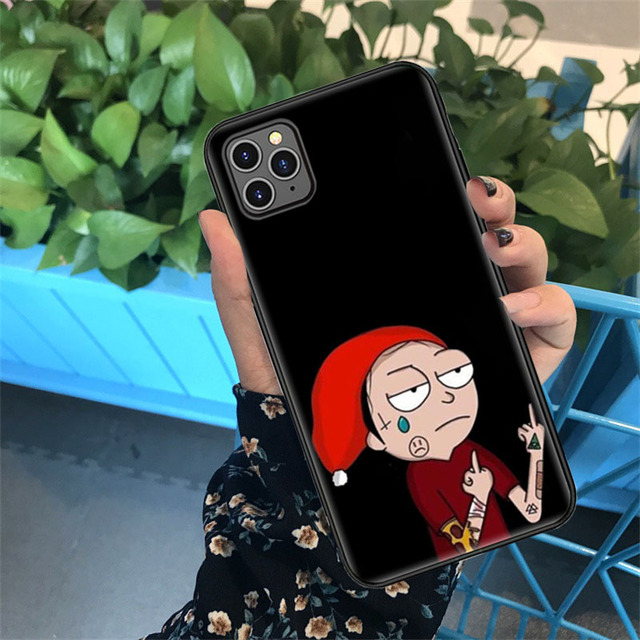 RICK AND MORTY IPHONE CASE