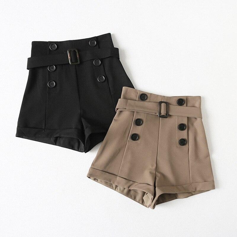 Short Jeans Feminino Mini Shorts   Sexy Zipper Denim Shorts Female High Waist 2020 Summer