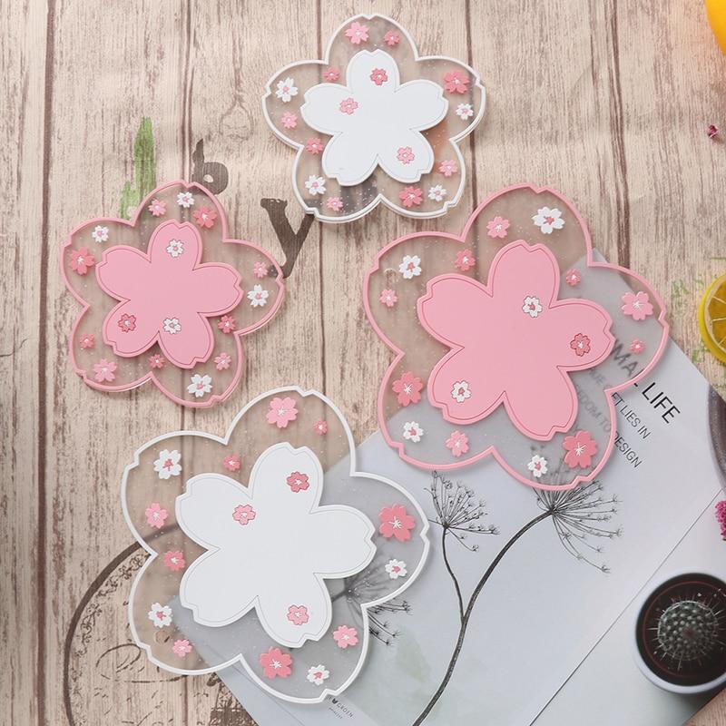 Sakura Cherry Blossom Coaster 2