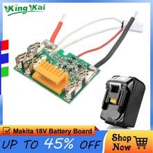 18V Makita Batterie Chip PCB schützen Bord und Kunststoff Abdeckung Box Fall Ersatz für Makita BL1830 BL1840 BL1850 LXT400 SKD88