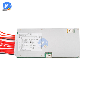 Image 5 - BMS 20S 72V 45A/80A 18650 סוללת ליתיום הגנת לוח PCB סוללה פעיל איזון מטען כוח בנק אספקת טעינה