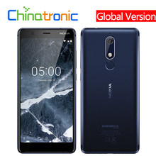 Globale Version Nokia 5,1 3GB 32GB Android P 4G FDD LTE Handy 5.5