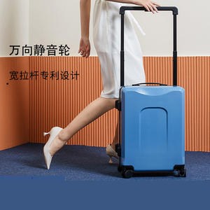 Luggage-Bags Hard-Case Traveling Suitcase Wheels with High-End And New