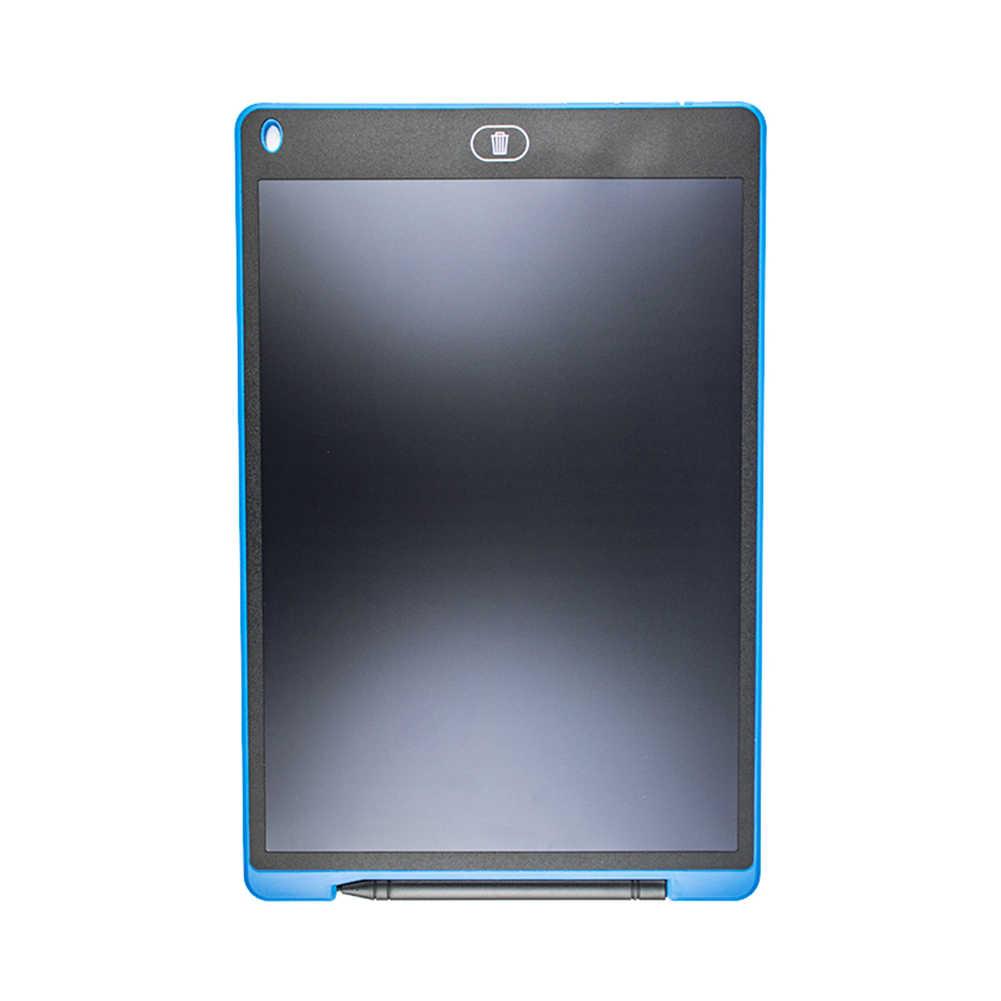 Lcd tablet de escrita 12 polegada digital desenho eletrônico almofada escrita mensagem placa gráfica crianças placa escrita presentes das crianças