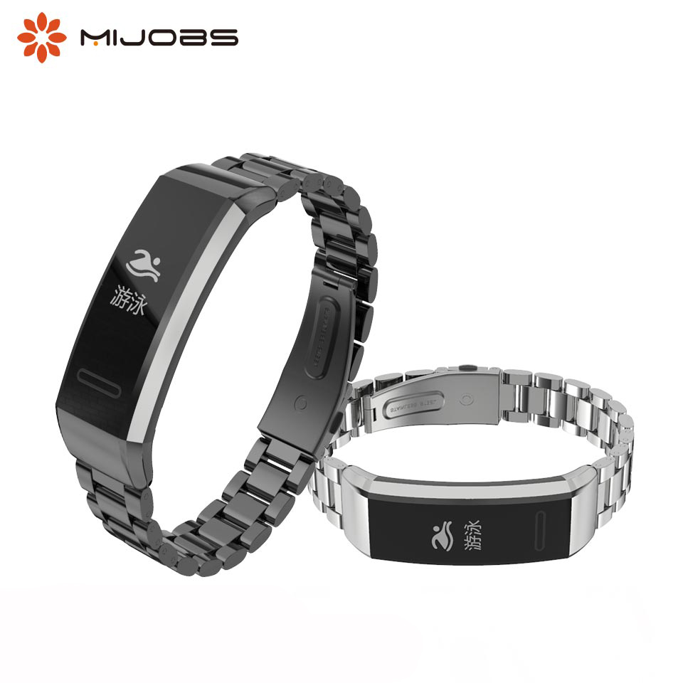 Metal Strap for Huawei Band B19 B29 Wristband Smart Accessories Bracelets  for Huawei Band 2 pro Strap Smart Watch band