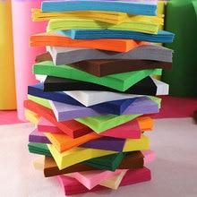 Handmade DIY NonWoven Felt Fabric Polyester Needlework Needle Sewing Cloth Craft Toys Dolls 20*30cm 40Pcs/set