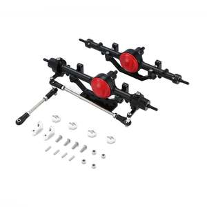 1Pair ARB Edition Complete Alloy Front & Rear Axle For RC4WD D90 110 RC Crawler