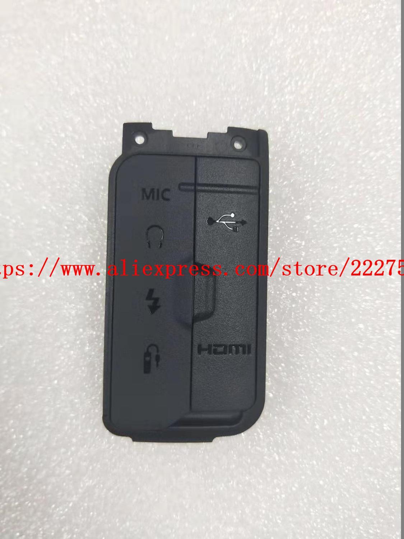 جديد USB غطاء مطاطي لكانون 7D مارك II 7D2 واجهة غطاء الجمعية إصلاح الجزء