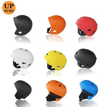 цена на Surf Good Quality ABS Sports Helmet Full Cut Helmets Child Skiing/Skating Helmets Water Sports Helmets