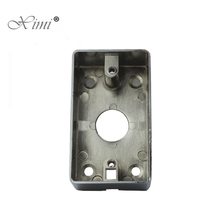 Junction-Box Switch Metal for Socket-Base Electrical-Equipment 86X40 Cassette Wall-Mount