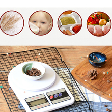 Household Kitchen Electronic Scale Food Jewelry Scale Accurate Baking Scale Balance High Precision Gram Measuring Baking Scale