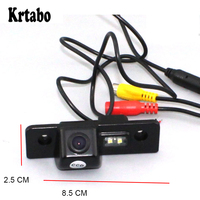 Night vision Reverse Backup Camera For Ford Mustang 2010 2011 2012 2013 2014 high quality rear view image camera