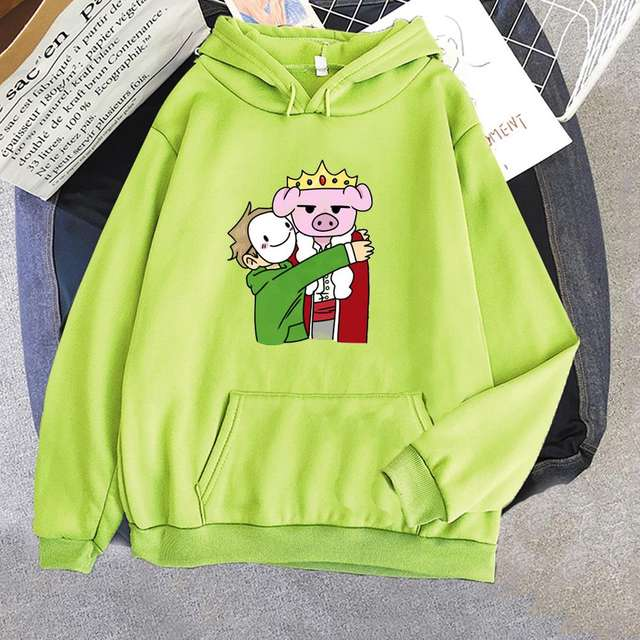 DREAM SMP THEMED HOODIE (10 VARIAN)