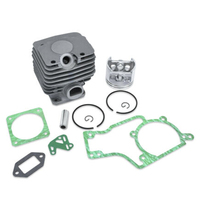 Spare Cylinder Piston Kit Accessories Head For Stihl 038 MS380 MS381 Gaskets