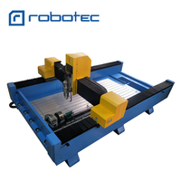 1325 5.5kw great power 3d cnc stone sculpture machine/4 axis stone cnc router/Heavy duty structure cnc router for stone