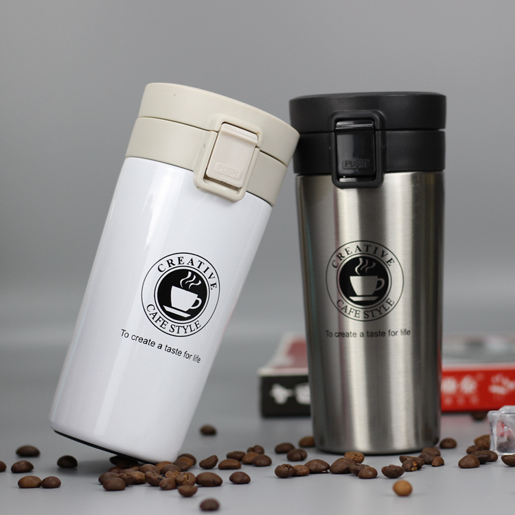 H7078e15880264cf2bedaa6157451f15fC HOT Premium Travel Coffee Mug Stainless Steel Thermos Tumbler Cups Vacuum Flask thermo Water Bottle Tea Mug Thermocup