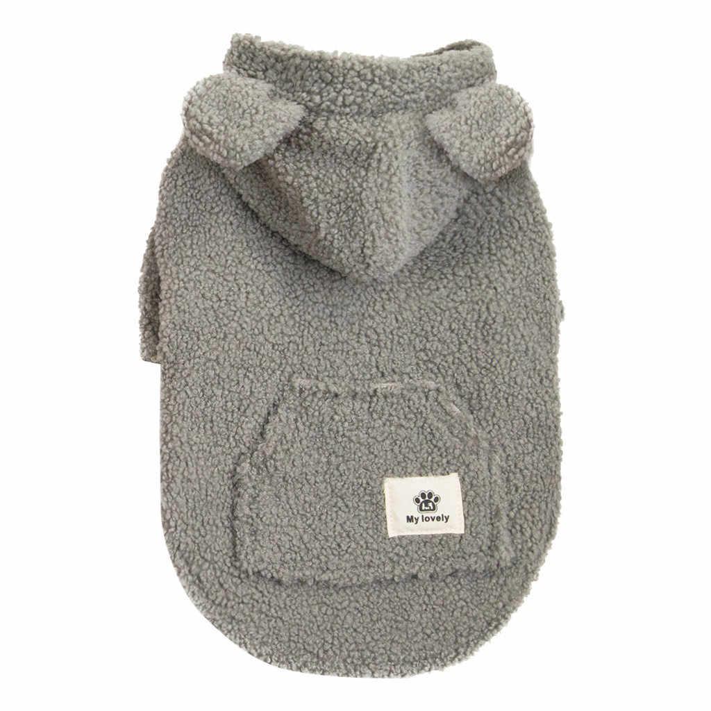 Vêtements pour chiens de compagnie manteau veste hiver automne vêtements pour bouledogue français Chihuahua chiot tenues petit tissu pour Yorkshire
