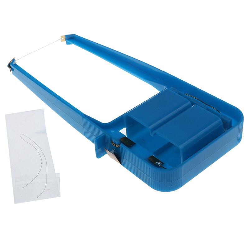 Plastique bleu polystyrène Cutter artisanat mousse Cutter bricolage fil chaud styromousse mousse outils de coupe bricolage artisanat