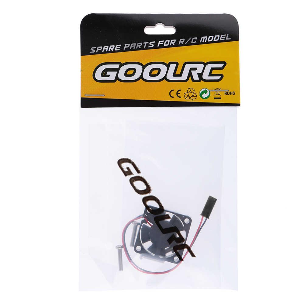 GoolRC 5V 1,2 W 3010 ventilador de refrigeración para coche RC Motor ESC 13000RPM