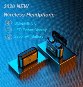 Image 3 - 003 auricolare Bluetooth Wireless TWS auricolari Stereo cuffie con cancellazione del rumore con microfono vivavoce per telefono cellulare